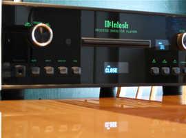 McIntosh MCD500/ Amplifier McIntosh MCD-500