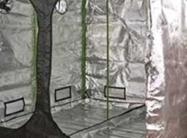 14ft square grow tent