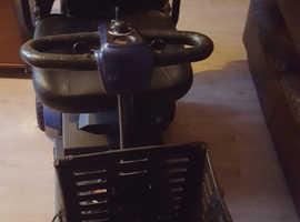 Qtech mobility scooter