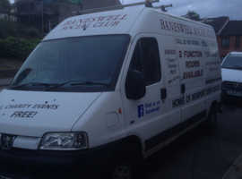 Van for sale 06 plate