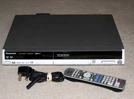 Panasonic DVD Recorder with Freeview
