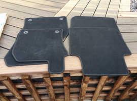 Car mats for Skoda