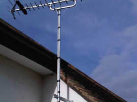 TV satellite and tv aerial repair and installation  also mount tvs
