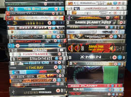 Sci-Fi & Horror DVD Collection