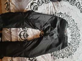 Womens motorbike trouser