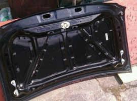 mazda mx5 mk2 black boot lid