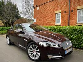 "2014 64 REG Jaguar XF 2.2 TD Premium Luxury (s/s) 4dr "" HIGH SPEC "" HPI CLEAR """