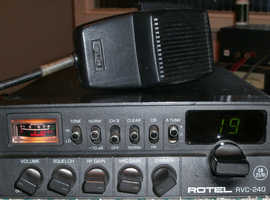 CB RADIO SPARES OR REPAIR ( £10 or OFFERS WANTED )