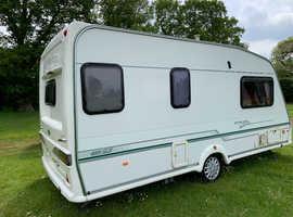 Bessacarr 2 berth caravan