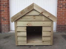Wooden Dog Kennel For Sale