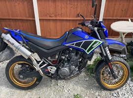 Yamaha XT660 Supermoto Very Low Miles