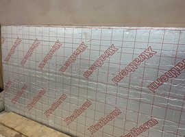 Extratherm wall insulation