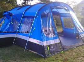 HiGear Frontier 6 family tent