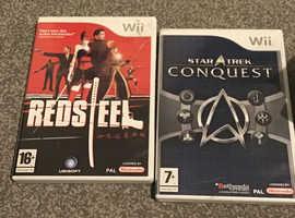 Nintendo Wii games mixture
