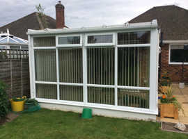 Great used conservatory
