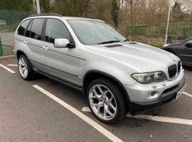 2004 BMW X5 3.0D SPORT 12 MONTHS MOT