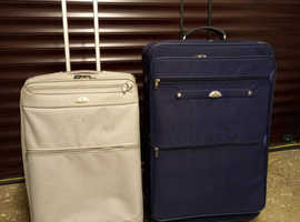 Samsonite cases suitable for holidays and travel