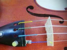 Canadian made violin