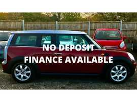 Mini MINI, 2007 (57) Red Estate, Manual Petrol, 97,000 miles