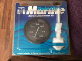 Teleflex marine speedometer kit