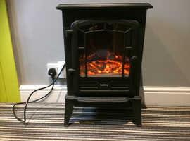 Beldray log effect heater