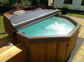 hot tub hire in essex, suffolk