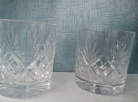 Edinburgh cut glass