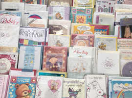 Brand new greeting cards