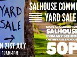 Salhouse Yard Sale