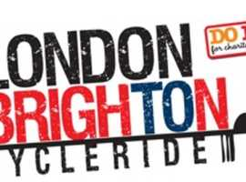 London to Brighton Charity cycling events