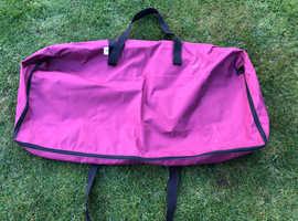Large Heavy duty Zip storage Bag