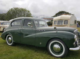 1955 Sunbeam Rootes Talbot 90 MkIII Two Tone Classic 2.3 Sunroof Overdrive