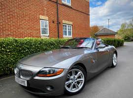 "2004 53 REG BMW Z4 E85 3.0i M54 SE 2dr "" MANUAL "" CONVERTIBLE "" HPI CLEAR """