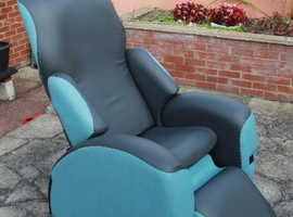 PRICE REDUCED!! Fabulous Pressure Relief Chair. Immaculate condition, designed to provide comfort significantly above and beyond conventional Recliner