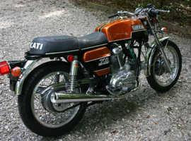 1973 Ducati 750GT