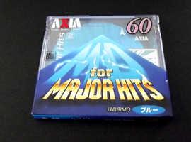 "Axia ""MajorHits"" Rare new recordable Minidisc"