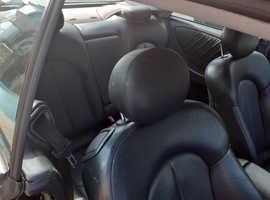 Mercedes Clk, 2005 (55) Black Coupe, Automatic Petrol, 76,000 miles