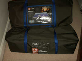 HI GEAR KALAHARI 8 BRAND NEW NEVER BEEN OPENED  £220