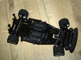 schumacher supastox gt12 Rolling chassis With no electrics