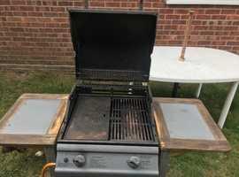 Westpoint 2 Burner Gas BBQ