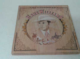 Hank Williams The Legendary Hank Williams 6 x Vinyl LP Box Set 1979 Bargain £25 ONO
