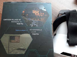 VR Headset for your smartphone. Immerse Plus VR Headset