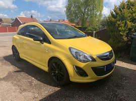 Vauxhall Corsa, 2013 (13) Yellow Hatchback, Manual Petrol, 47,952 miles