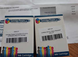 Cartridges new
