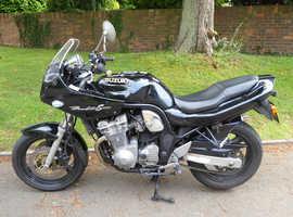 """Suzuki Bandit SX 600cc """"2000"""" W271 XBD reg, Black , MOT till 07/2020  Bog Standard"""