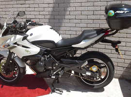 Yamaha XJ6S Diversion