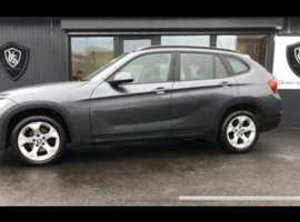 BMW X1, 2013 (62) Grey Estate, Manual Diesel, 99,000 miles