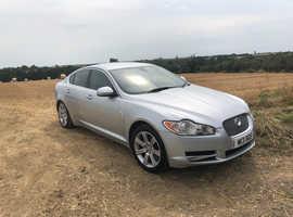 Jaguar Xf, 2009 (59) Silver Saloon, Automatic Diesel, 147,000 miles