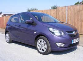 Vauxhall Viva 1.0 SE 2017 (67) FSH 8,000 miles £4995