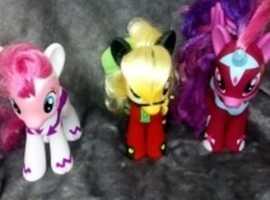 My Little Pony G4 Power Ponies